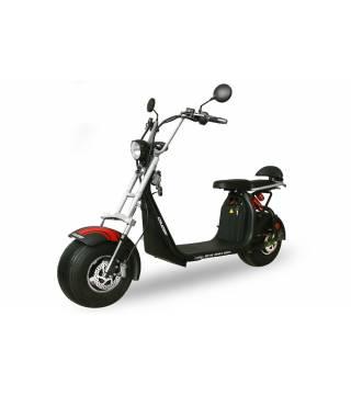 Cruzer - S10 Chopper - Elektro Roller - 1500W 60V 2-Sitzer